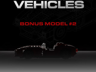 Bonus model #2 released!