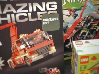 Lego event at Barnes & Noble - Burlington, MA