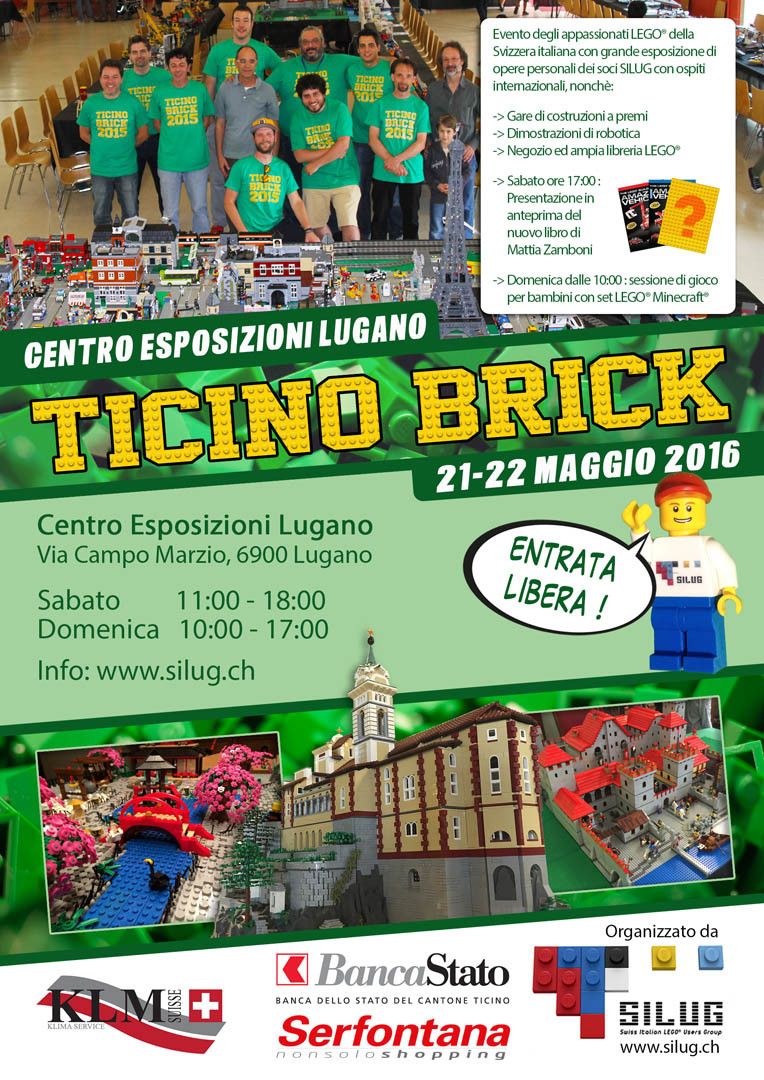 Ticino Brick 2016