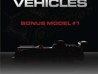 Bonus model #1 released!