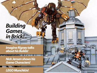 Interview on BrickJournal