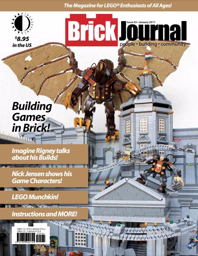 Brickjournal January 2017