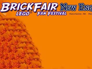 Brickpassion at BrickFair New England 2014