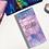 Thumbnail: Pastel Galaxy Hobonichi Kit