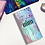 Thumbnail: Purple Red Watercolor Hobonichi Kit