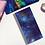 Thumbnail: Purple Galaxy Hobonichi Kit