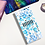 Thumbnail: Blue Water Leaves Hobonichi Kit