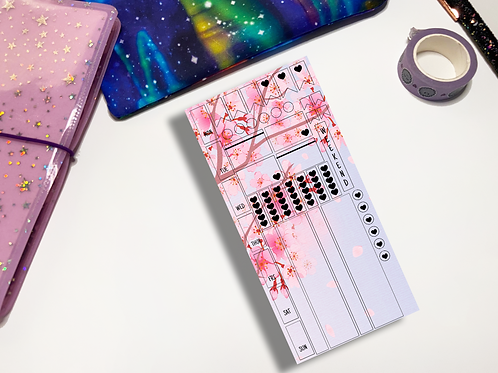Sakura Sky Hobonichi Kit