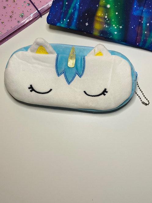 Sleepy Unicorn Pencil bag