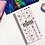 Thumbnail: Heart Doodle Hobonichi Kit