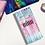 Thumbnail: Pastel Forest Hobonichi Kit