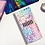 Thumbnail: Rainbow Speckle Hobinichi Kit
