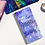 Thumbnail: Purple Star Galaxy Hobonichi Kit