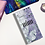 Thumbnail: Purple Quartz Hobonichi Kit