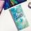 Thumbnail: Light Blue Galaxy Hobonichi Kit