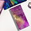 Thumbnail: Mauve Galaxy Hobonichi Kit