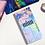 Thumbnail: Holo Splatter Hobonichi Kit