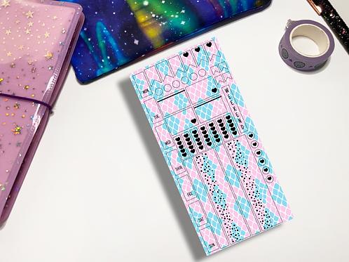 Pink Scales Hobonichi Kit