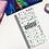 Thumbnail: Mini Succulent Hobonichi Kit