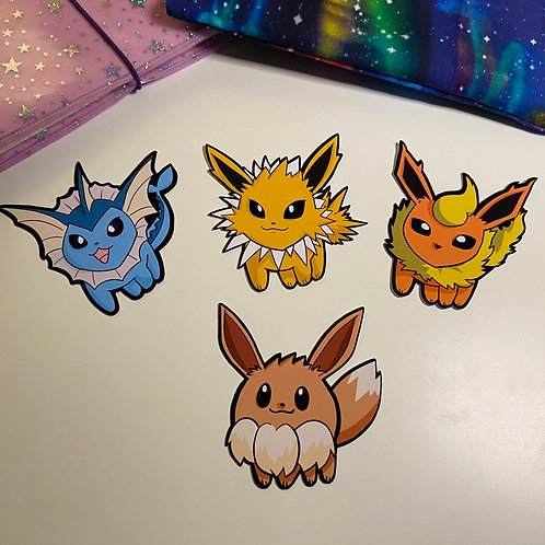 Original Eevee Puffalutions