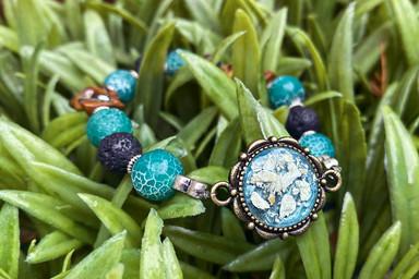 Chili Moon Bracelet