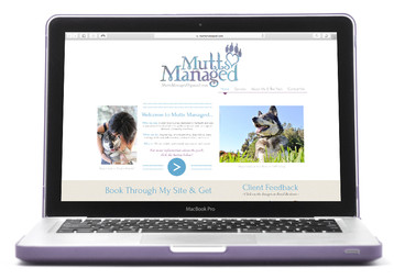 Mutts Managed Website