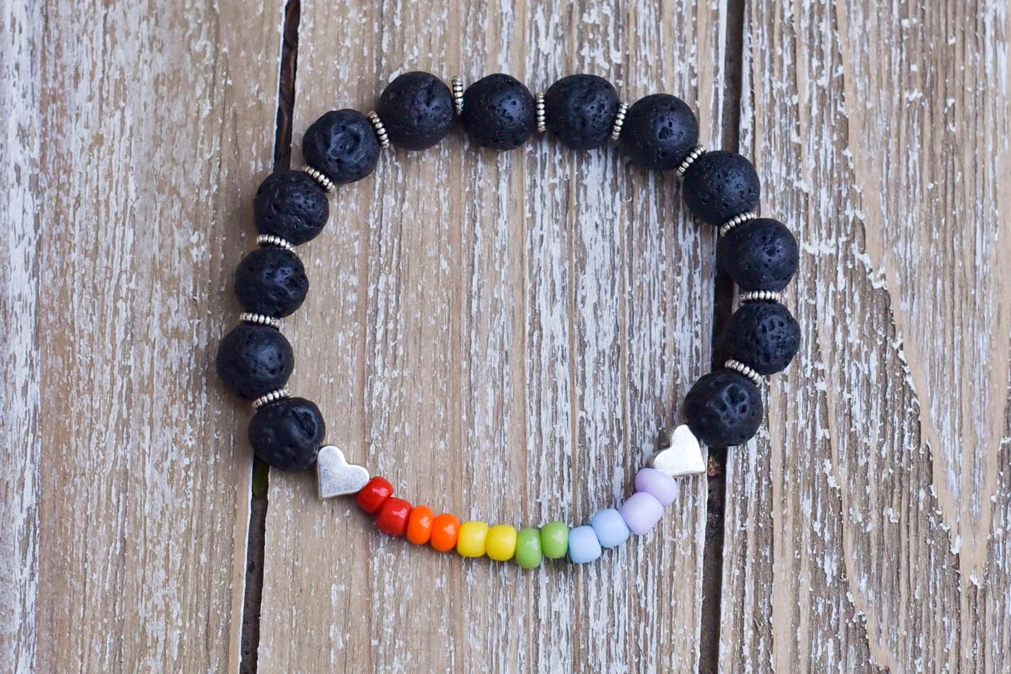 P1 - Simple Pride Bracelet