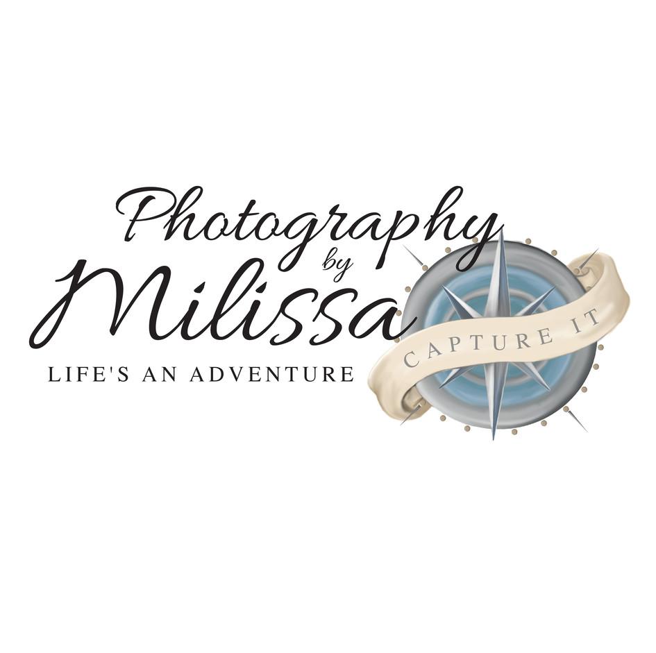 Photography by Milissa Logo
