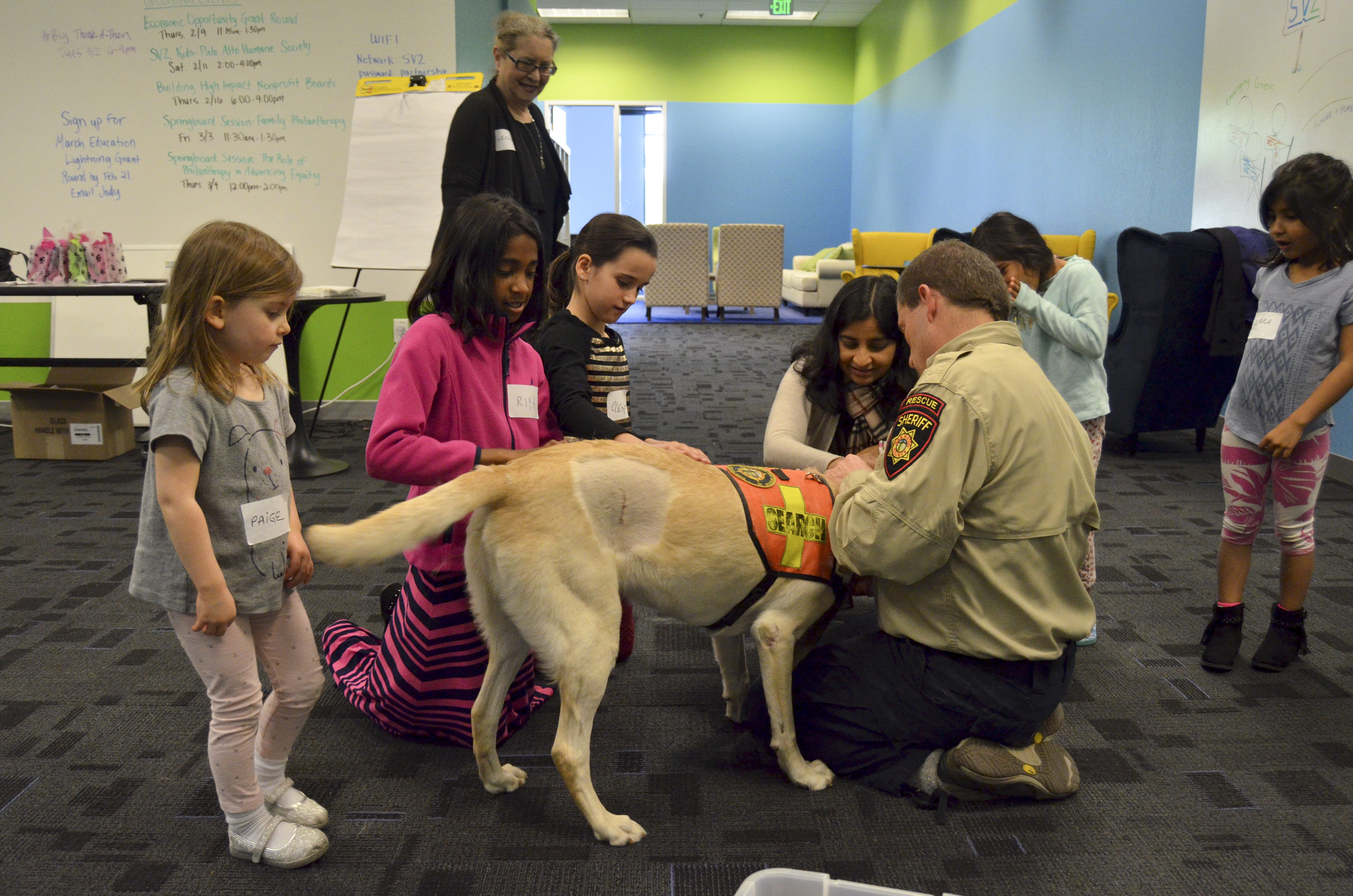 Humane Education Workshop