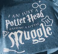 I am just a Potter Head Raising a Little Muggle