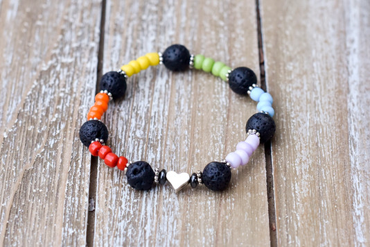 P2 - Simple Pride Bracelet