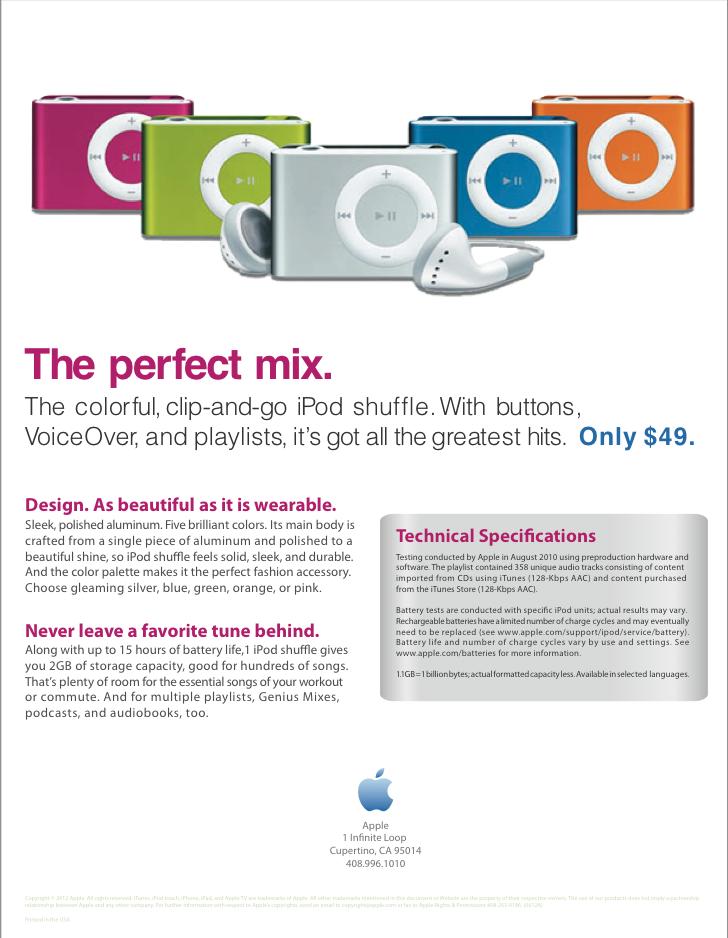 Apple Flyer