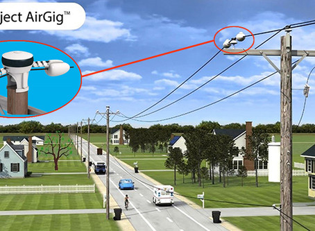 5G AirGig: What is It and Should You Be Worried?