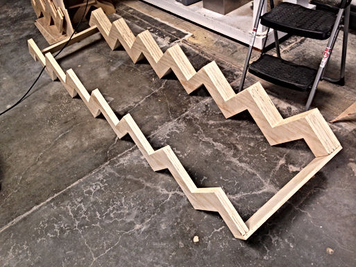 C.R.A.F.T. Stairs