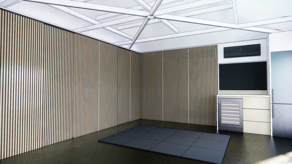 Garage Interior - White with Wood Strips.png