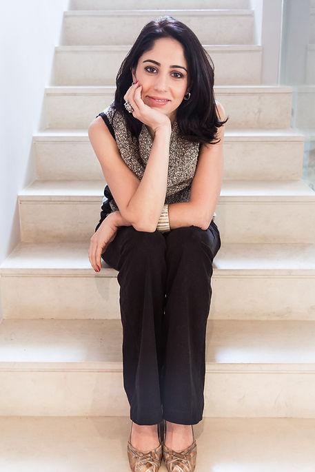 Flávia Machado, consultora de estilo