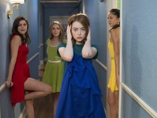 La la land e as cores