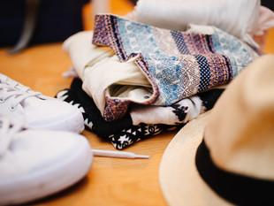 Dicas para a hora de escolher as roupas da sua mala