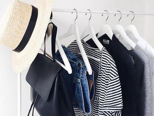 O guarda-roupas e seu bolso