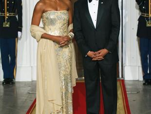 A elegância de Michelle Obama