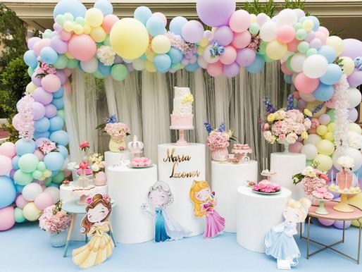 Aniversário Menina | Festa Princesas