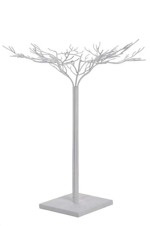 Árvore de Metal Branca