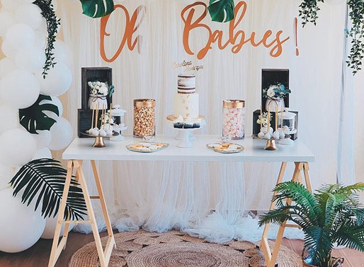 "Baby Shower | ""Oh babies"""