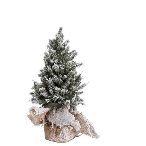 Pinheiro de Natal Rústico