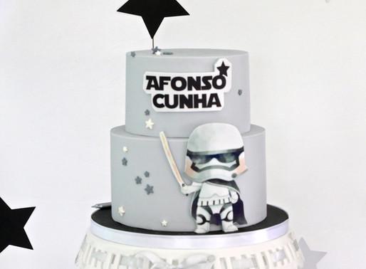 Aniversário Menino | Festa do Star Wars
