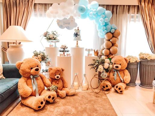 Mêsversário  | Teddy Bear