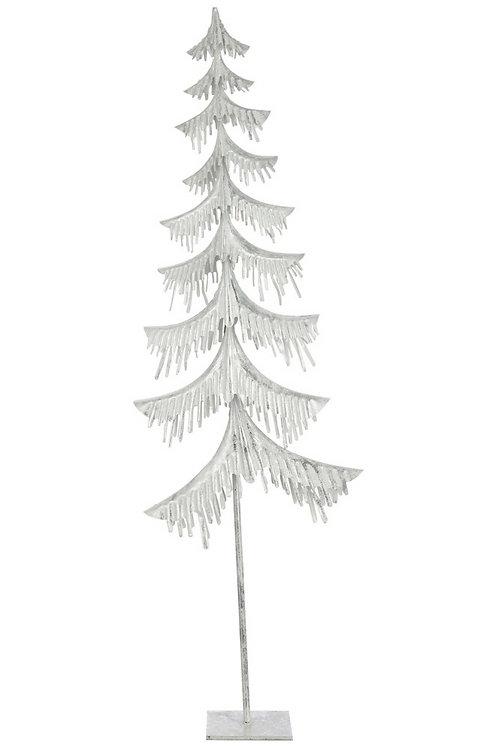 Árvore de Natal Decorativa em Cristal