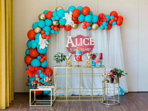 Aniversário Menina | Festa Elena Avalor