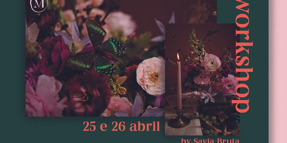Workshop Design Floral by Savia Bruta