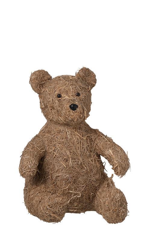 Urso Decorativo Rústico